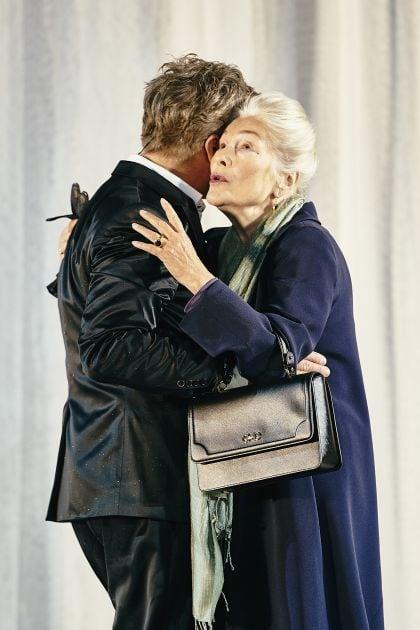 Salzburger Festspiele 2018 Jedermann Tobias Moretti Edith Clever Jedermanns Mutter