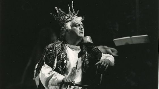 Theo Adam Un Re in Ascolto Salzburger Festspiele 1984