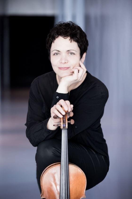 Tabea Zimmermann Bratschistin Viola