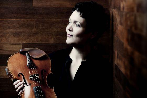 Tabea Zimmermann Violist Viola