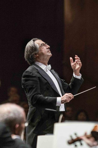 Wiener Philharmoniker Herbert Blomstedt Conductor