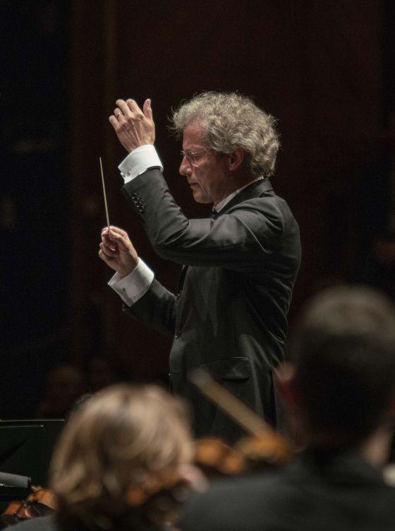 conductor Franz Welser-Möst