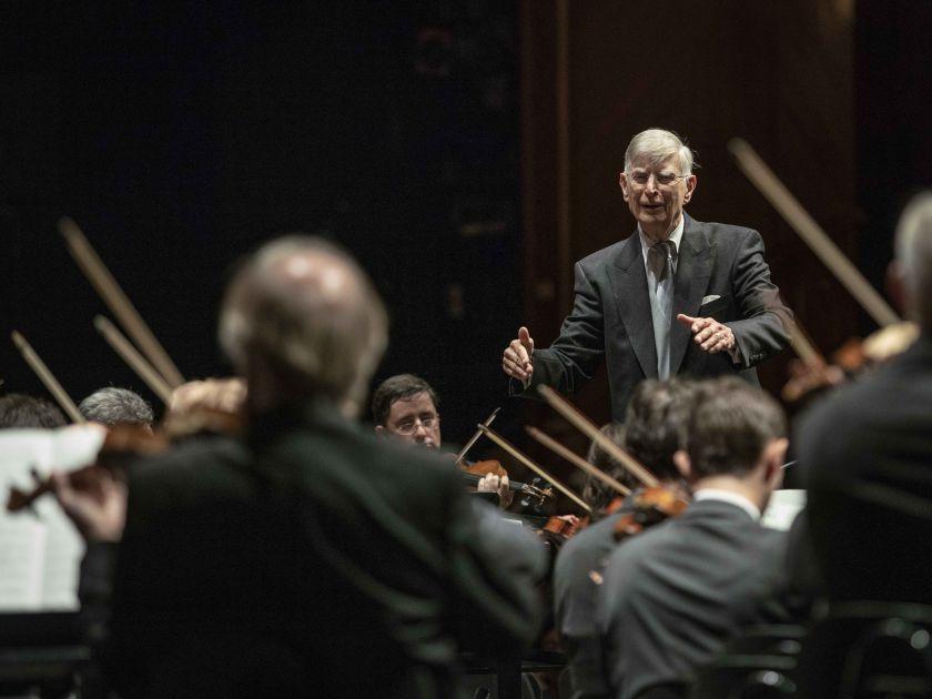 Wiener Philharmoniker Herbert Blomstedt Dirigent