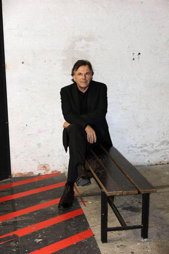 artistic director pianist Markus Hinterhäuser piano