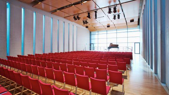 University Mozarteum Salzburg Solitär
