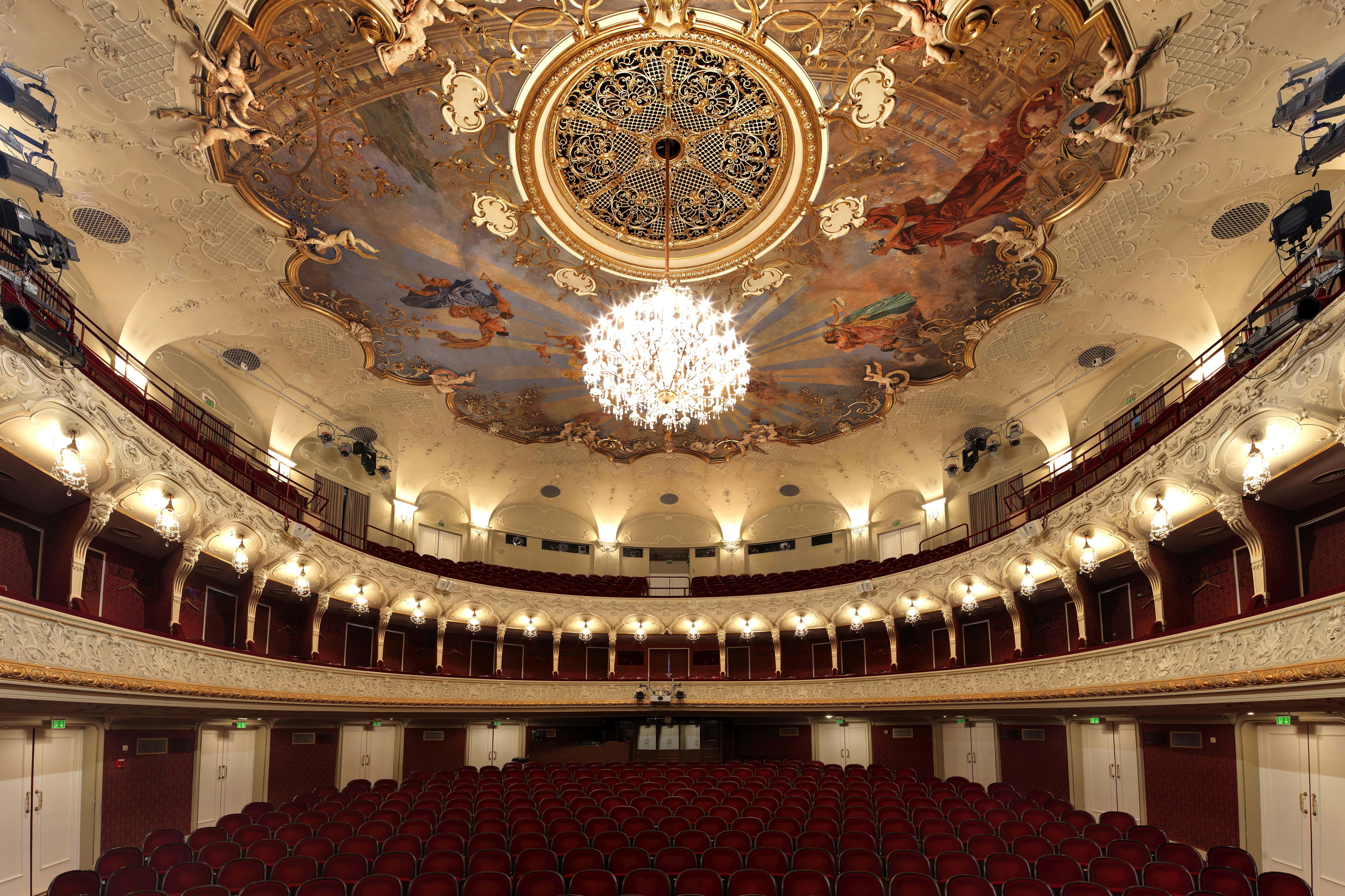 Landestheater Salzburg Auditorium