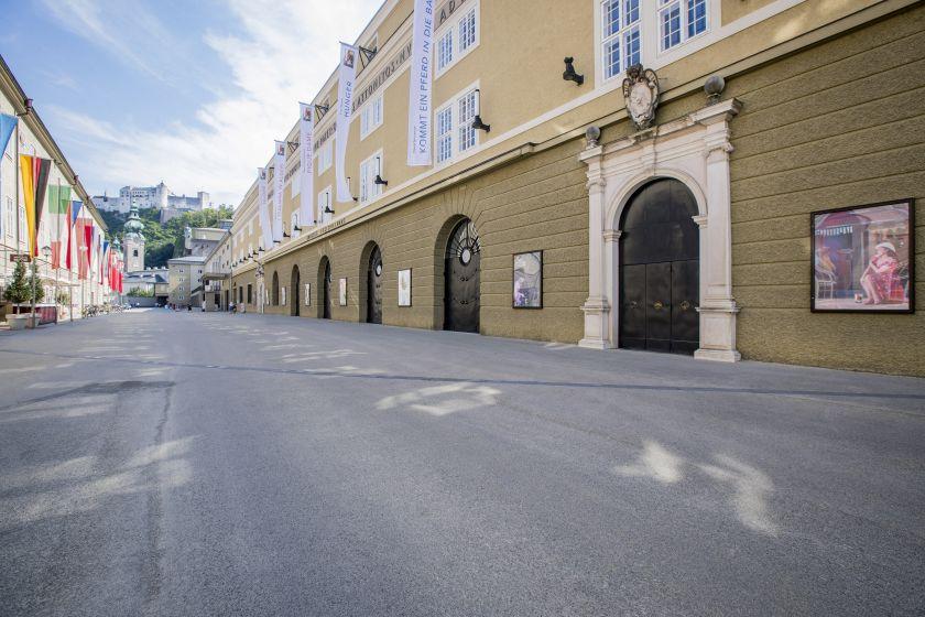 Salzburg Festival Hofstallgasse