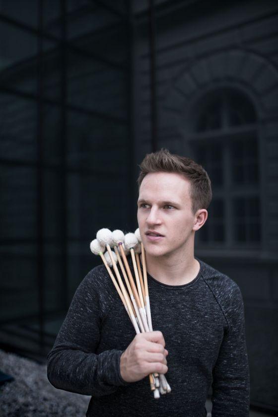 Christoph Sietzen percussionist