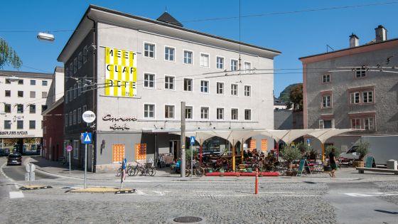 SZENE SALZBURG Front