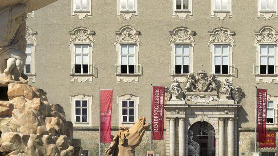Residenz zu Salzburg: Alte Residenz