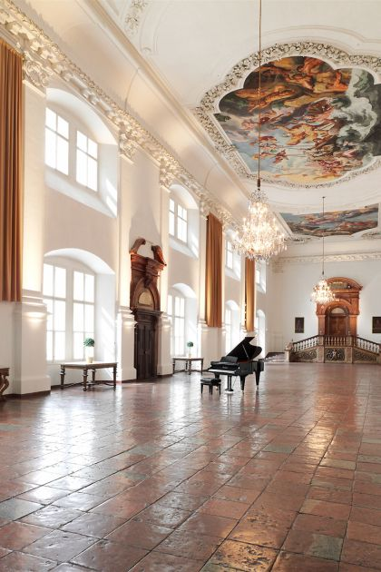 Salzburg Residenz Palace: Carabinierisaal