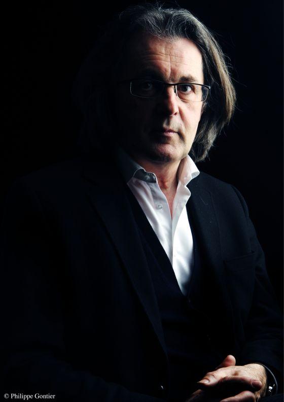 Pascal Dusapin Komponist und Fotograf