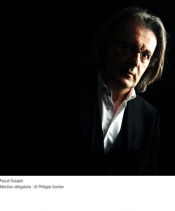 Pascal Dusapin Composer and Photographer