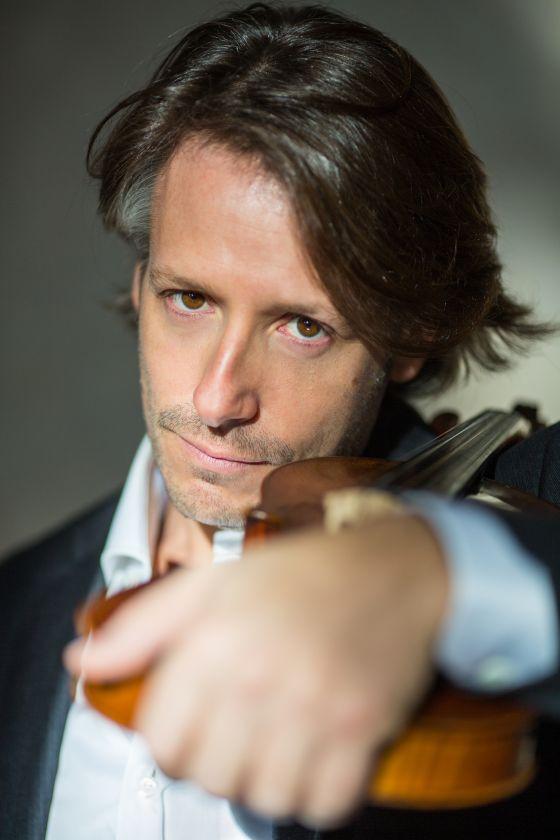 Andrés Gabetta Violinist Violine