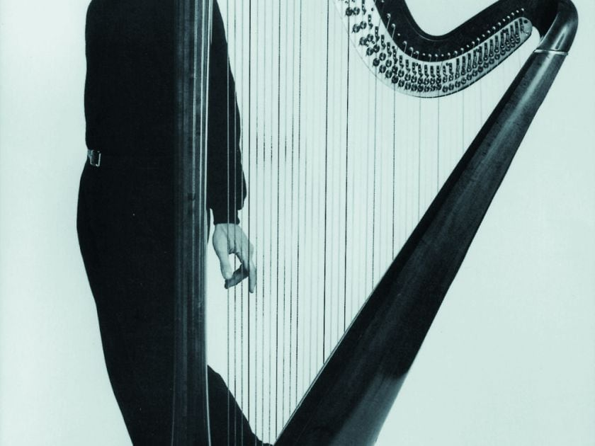 Xavier de Maistre Harfenist Harfe