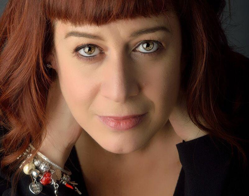 Sängerin Mezzosopran Anna Maria Chiuri
