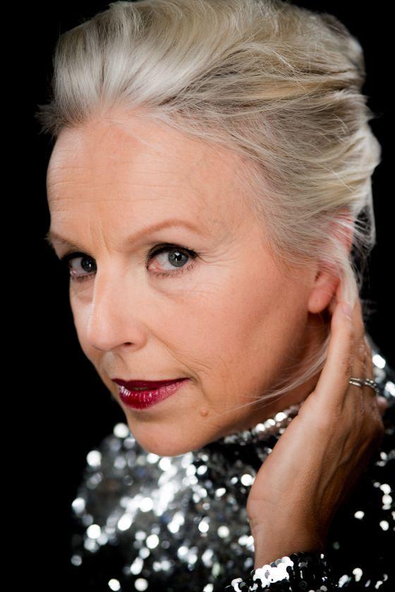 singer mezzo-soprano Anne Sofie von Otter