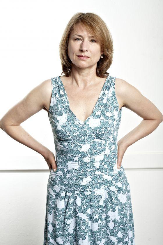Schauspielerin Corinna Harfouch