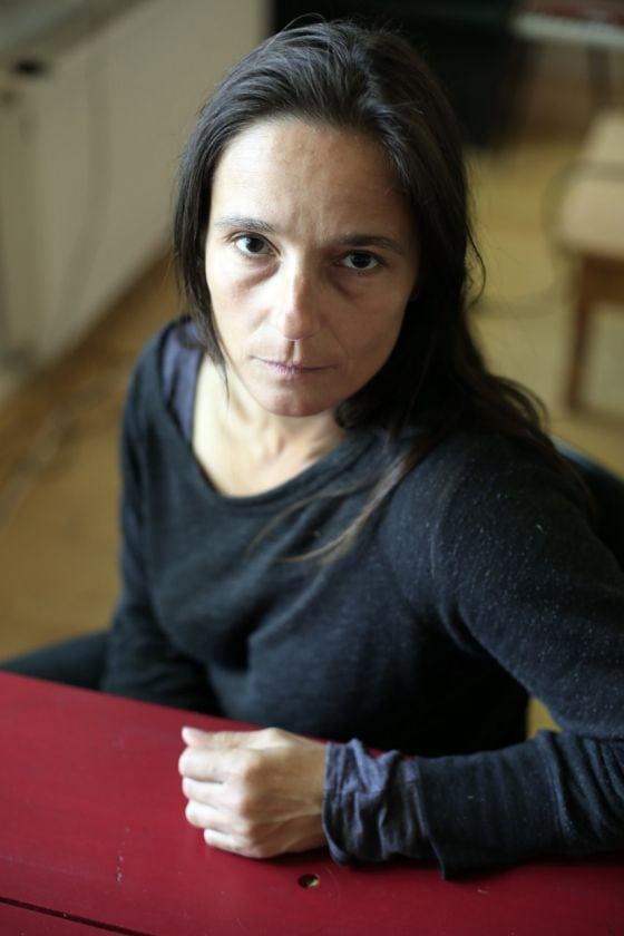 Cindy Van Acker Choreographie