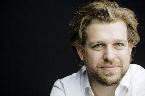 singer tenor Julian Prégardien