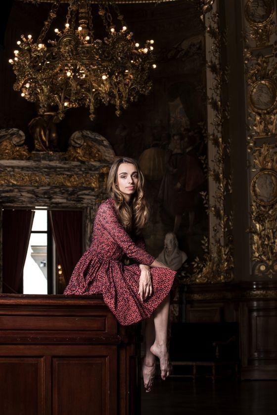 Lea Desandre Singer Mezzo-soprano