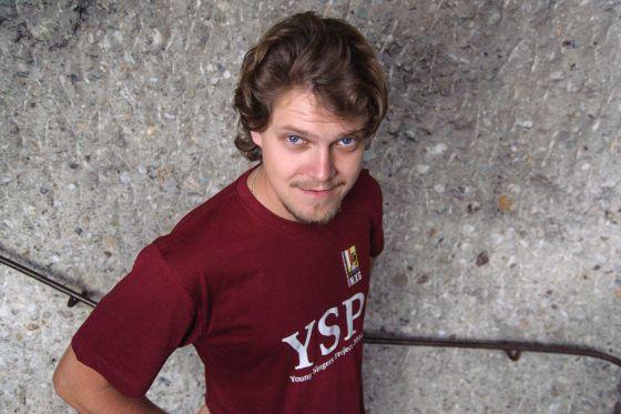 Peter Kellner Sänger Bass
