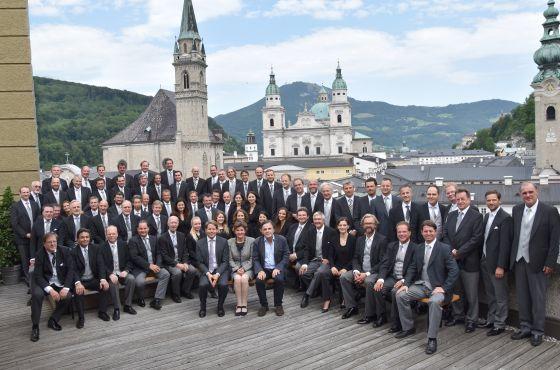 Wiener Philharmoniker Orchester Helga Rabl-Stadler Markus Hinterhäuser Florian Wiegand