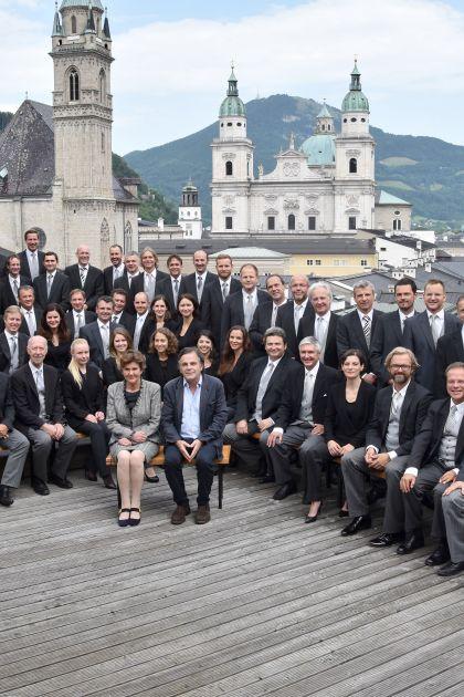 Wiener Philharmoniker Orchester Helga Rabl-Stadler Markus Hinterhäuser