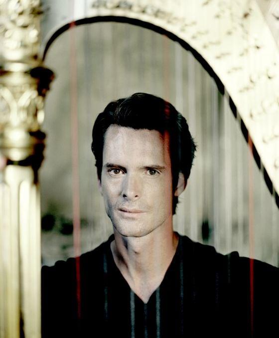 Xavier de Maistre Harpist Harp