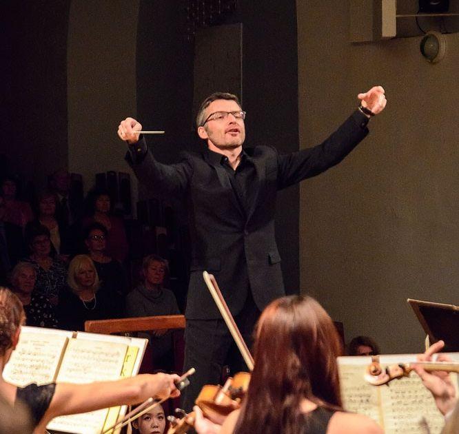 Markus Obereder Choreinstudierung