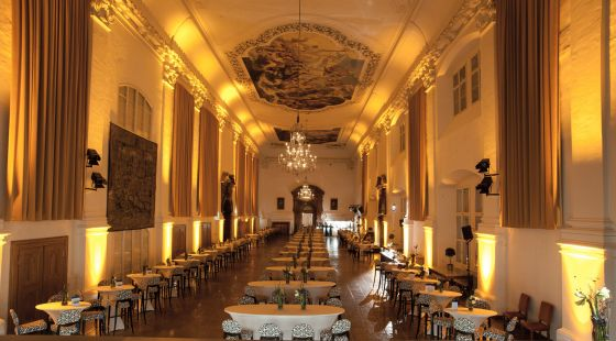 Residenz zu Salzburg Carabinierisaal