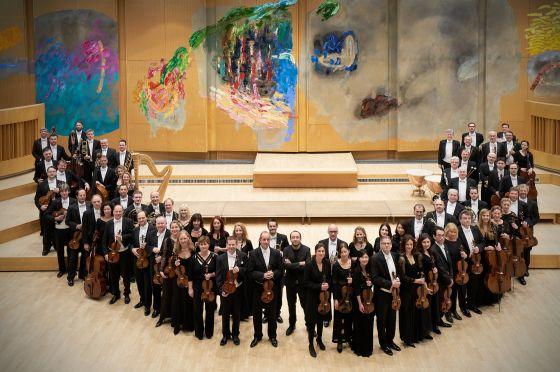 Mozarteumorchester Salzburg Orchester