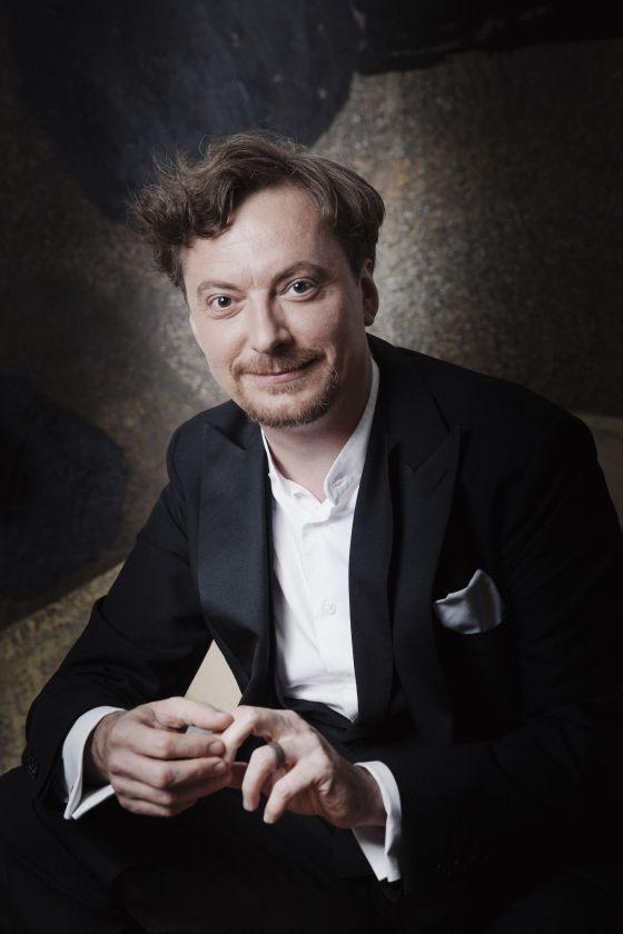 Georg Nigl Sänger Bariton