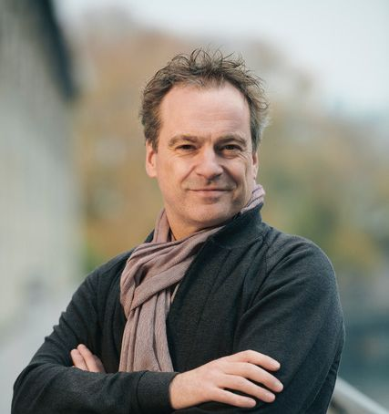 Jonathan Nott Conductor