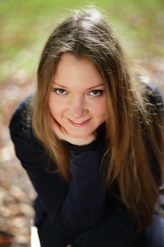 Olga Pashchenko Klavierspielerin Cembalistin Klavier Cembalo