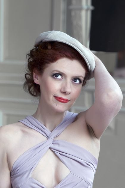 Patricia Petibon Singer Soprano