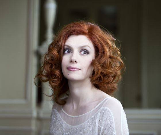 Patricia Petibon Sängerin Sopran