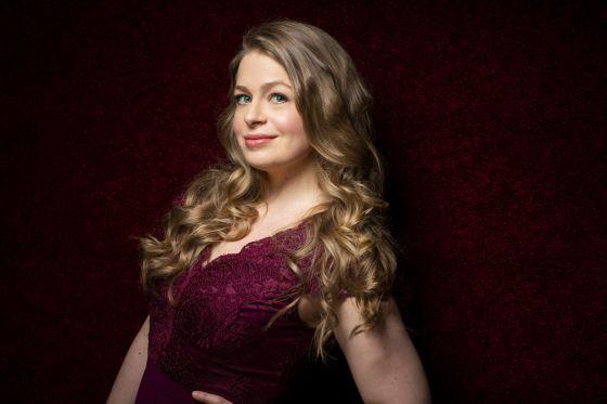 Siobhan Stagg Singer Soprano