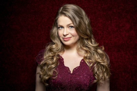Siobhan Stagg Sängerin Sopran