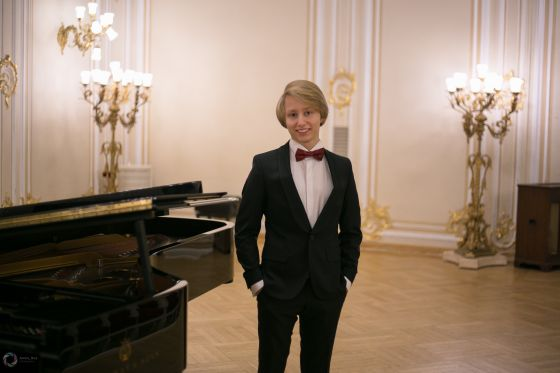 Iurii Iushkevich Singer Countertenor Participant Young Singers Project