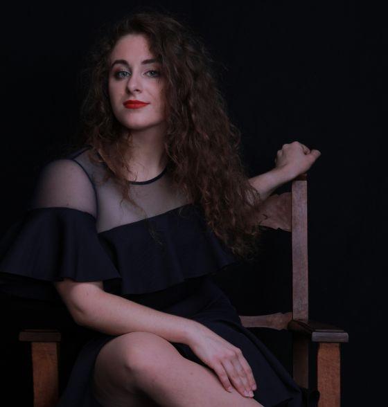 Valentina Pluzhnikova Mezzo Singer Participant Young Singers Project