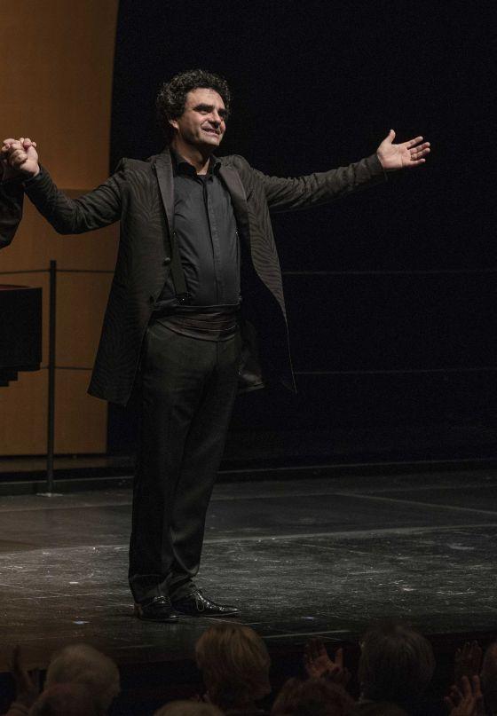 Opera singer Rolando Villazón, Tenor