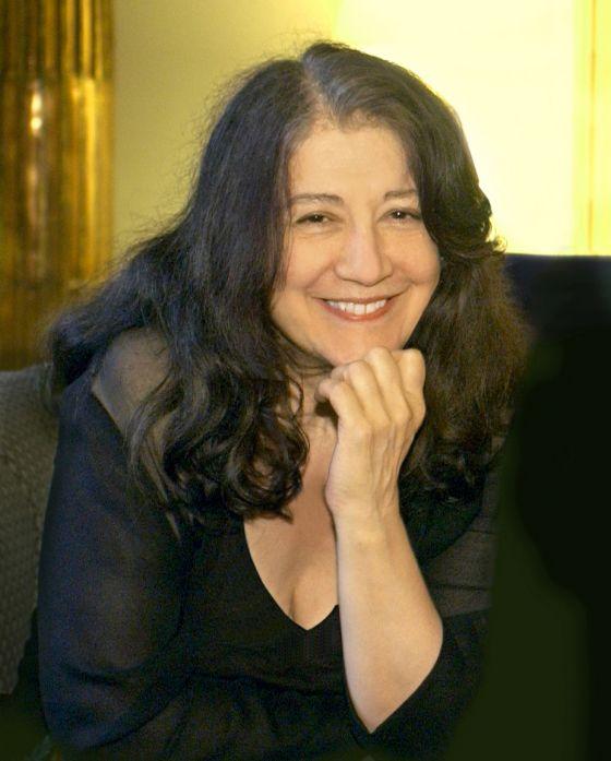 Martha Argerich Piano Player