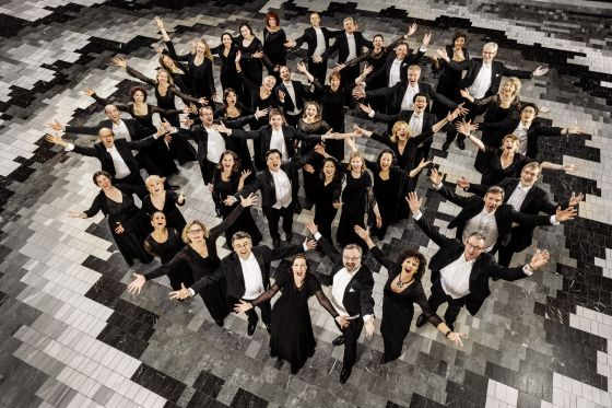 chorus Chor des Bayerischen Rundfunks