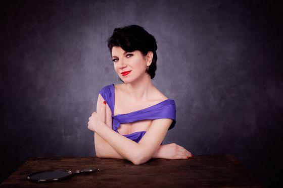 Elisabeth Kulman Sängerin Mezzosopran