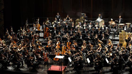 Gustav Mahler Jugendorchester orchestra