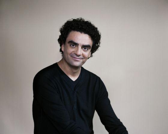 Opera singer Tenor Rolando Villazón