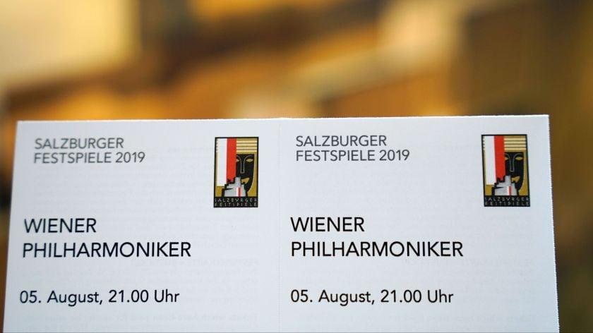 Karten für die Salzburger Festspiele 2019 im Direktverkauf