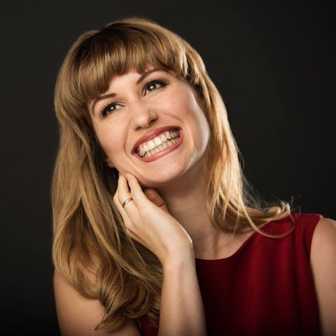 Anna-Maria Palii Sängerin Sopran