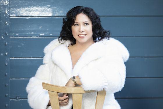 Nadine Weissmann Sängerin Mezzosopran